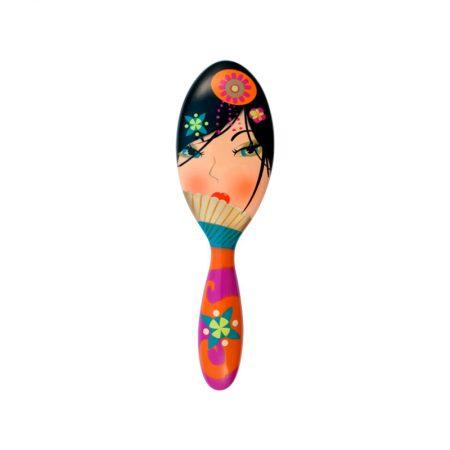 Cepillo Ladypop grande flamenco Pylones