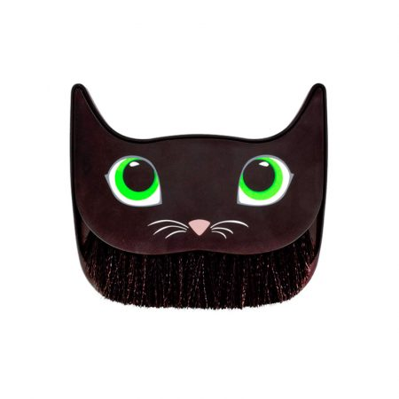 Cepillo y recogedor gato negro Pylones