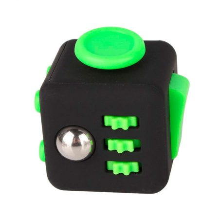 Fidget Cube antiestrés otra cara