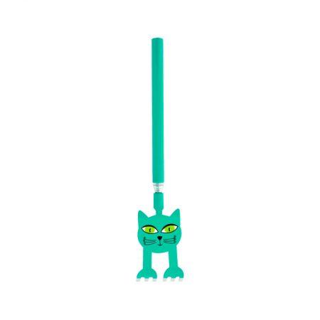 Rascador gato azul Pylones