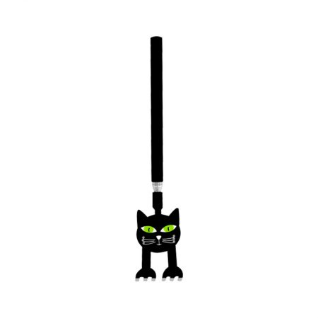 Rascador gato Negro Pylones
