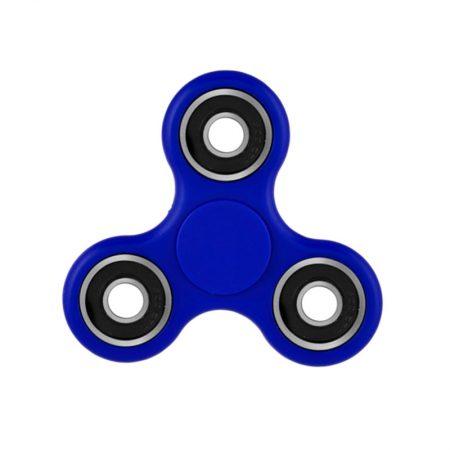Spinner de colores azul oscuro