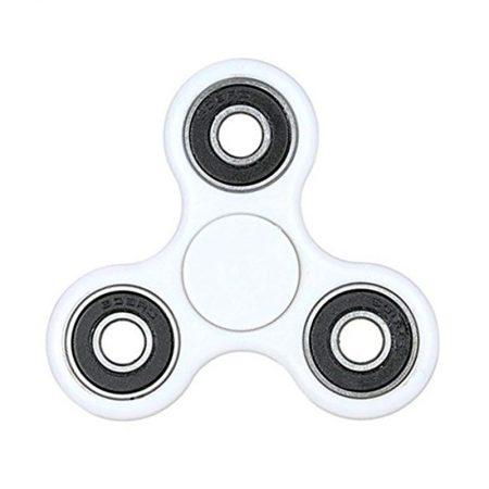 Spinner de colores blanco