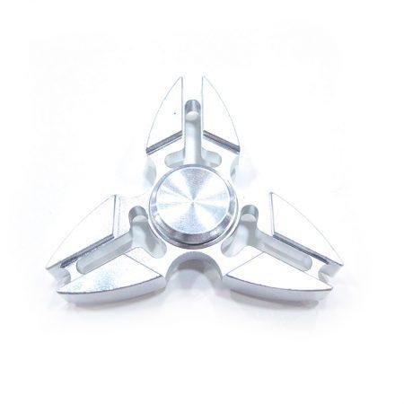 Spinner Ninja Plata Aluminio
