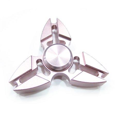 Spinner Ninja Rosa Aluminio