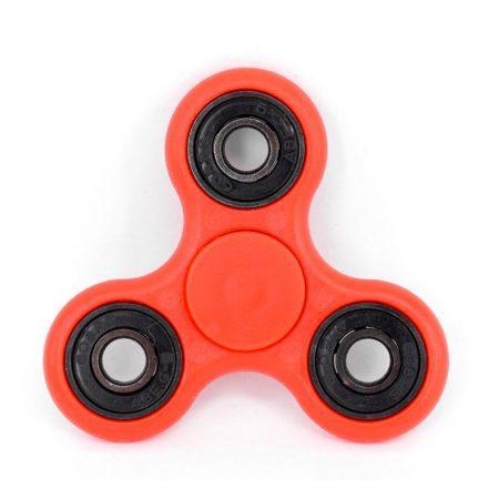 Spinner Rodamientos Negros-Rojo