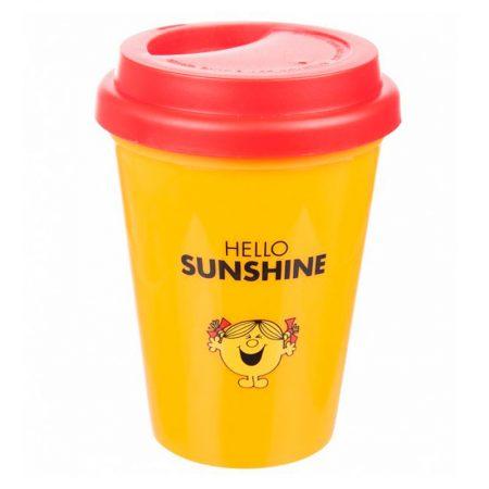 Travel Mug Little Miss Shunshine back