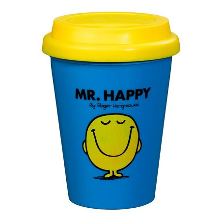Travel Mug Mr happy