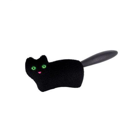 Cepillo para la ropa Gato negro Pylones