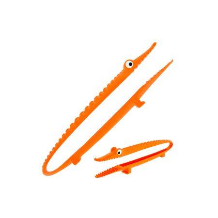 Pinzas Cocodrilo naranja Pylones