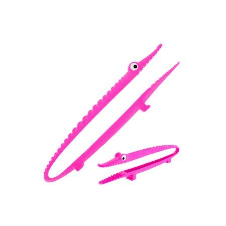 Pinzas Cocodrilo rosa Pylones