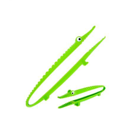 Pinzas Cocodrilo verde lima Pylones