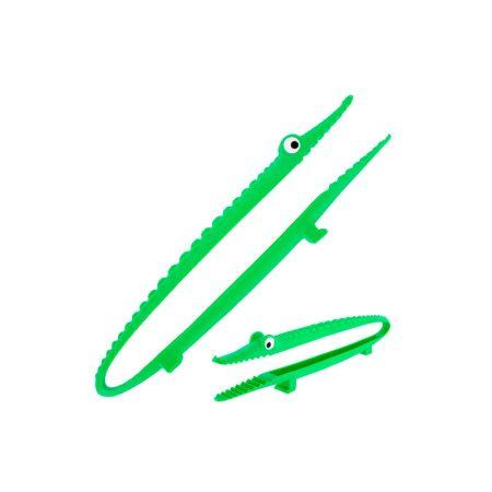 Pinzas Cocodrilo verde Pylones