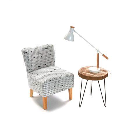 lampara de diseño de mesa tipo flexo