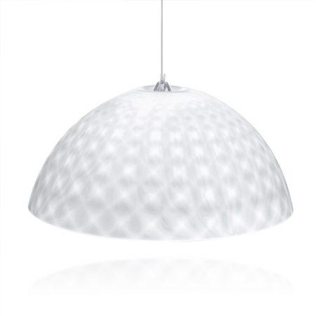 lampara stella blanca grande