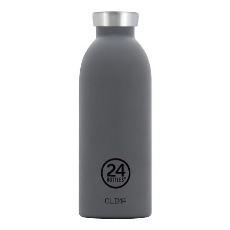 "Termo ""24 bottles"" serie clima gris mate"