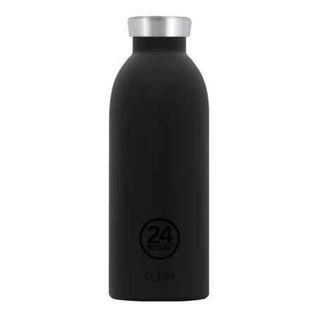 "Termo ""24 bottles"" serie clima negro"