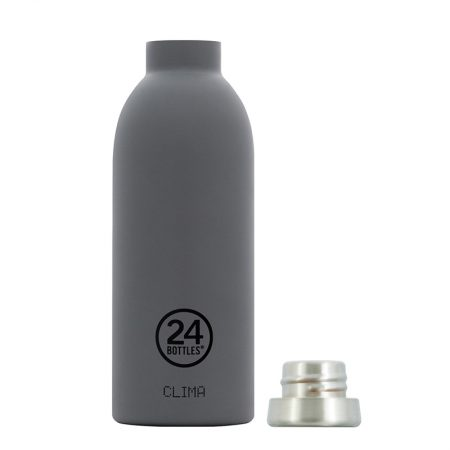 "Termo ""24 bottles"" color gris mate serie clima"