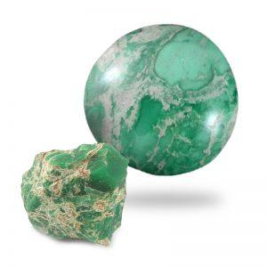 Variscita piedra semipreciosa