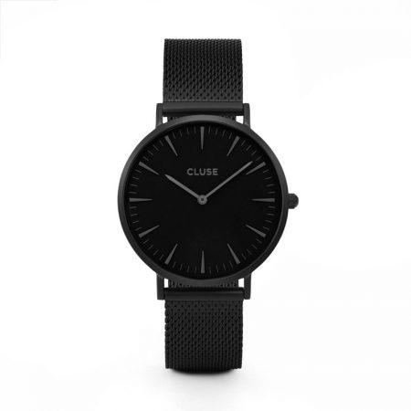 Reloj mujer Cluse la boheme Negro