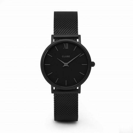 Reloj mujer Cluse Minuit Negro