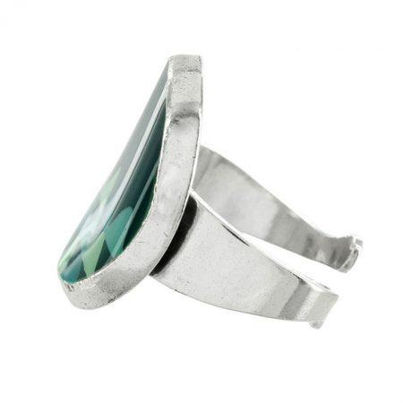 anillos-triangulos-turquesa-taratata-small-ajustable