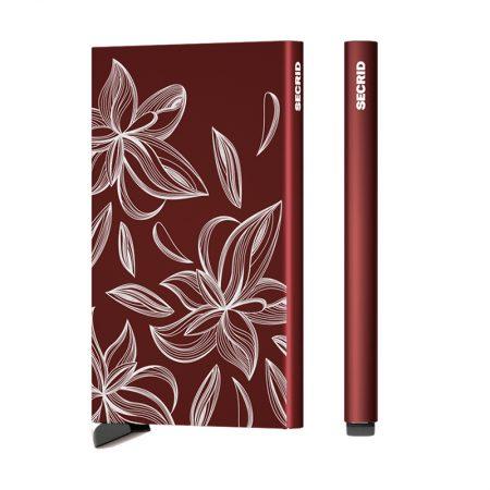 tarjetero-automatico-anticopia-secrid-magnolia-burdeos
