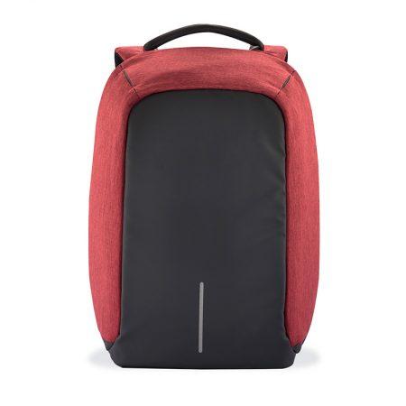 mochila compacta antirobo Bobby Roja