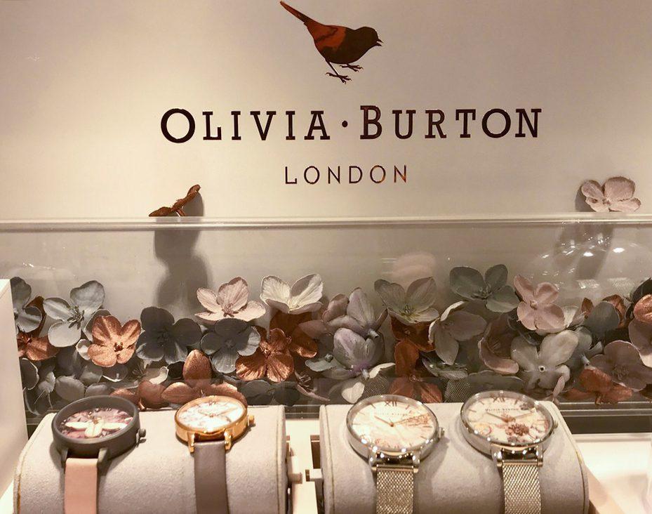 Tendencia en Relojes Olivia Burton London