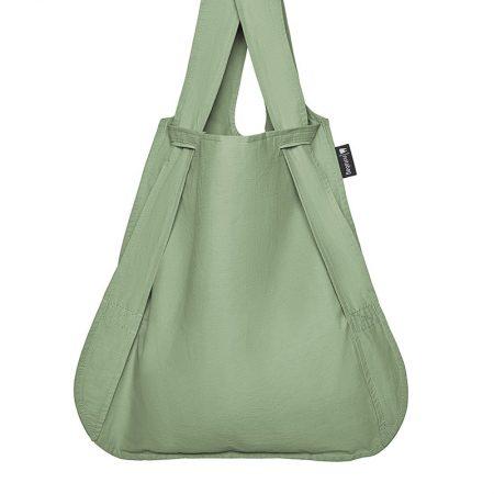 Bolsa-mochila plegable Verde oliva bolsa