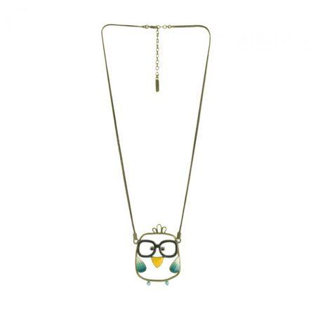 Colgante «Buho con gafas» Taratata