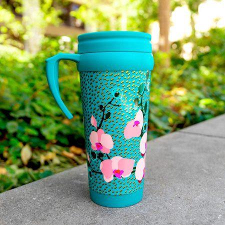 Vaso termo original tipo mug Pylones
