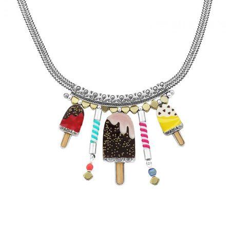 Collar «helados» Taratata con cierre de mosquetón