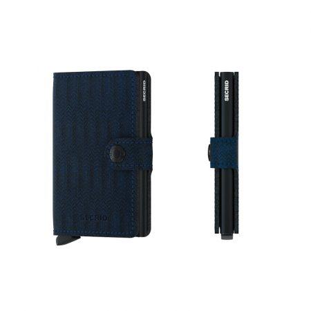 Cartera SECRID Miniwallet DASH automática anticopia Navy