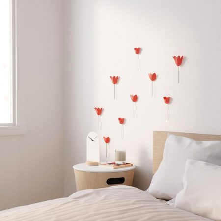 Tulipanes naranjas Umbra Wall decor