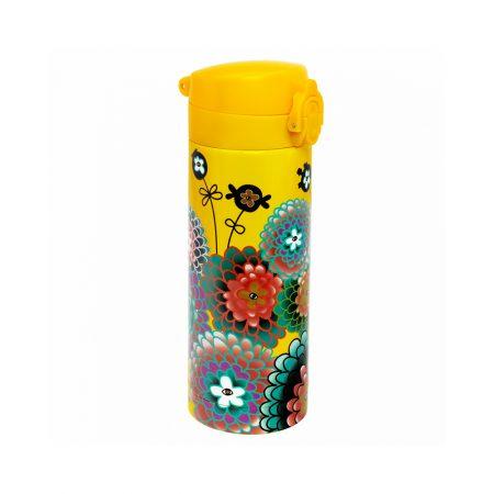Termo con cierre de seguridad Pylones dahlia amarilla