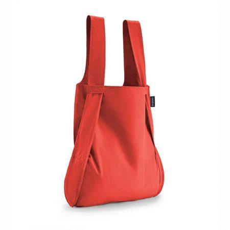 Bolsa-mochila plegable Roja original