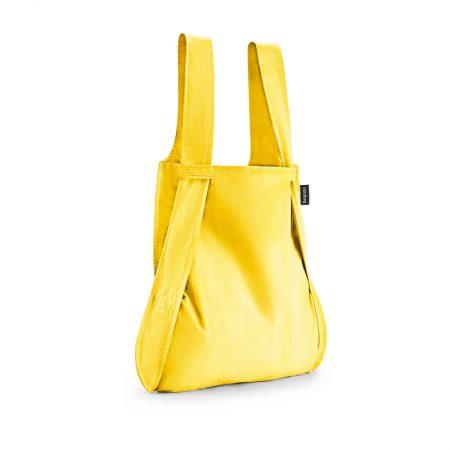 Bolsa-mochila plegable para niños Amarilla original