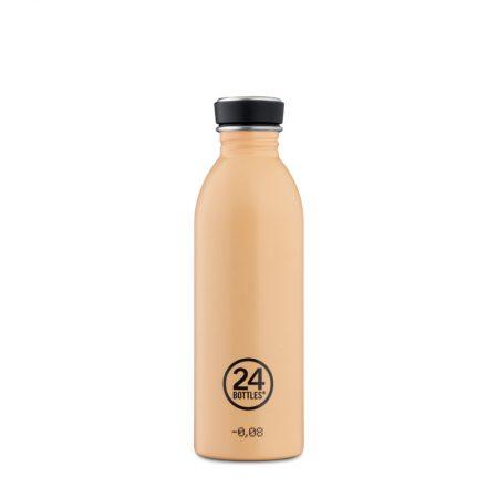 Botellas ultraligera 24 bottles de acero inoxidable naranja