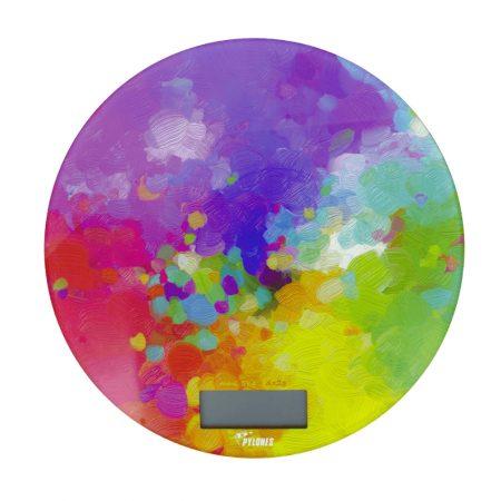 Báscula digital de cocina Pylones Paleta impresionista