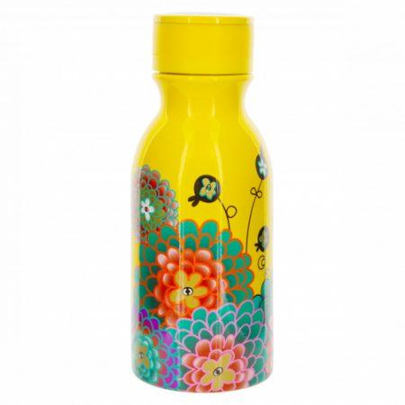 botella termo mini keep cool de 40 cl Dhalia amarilla