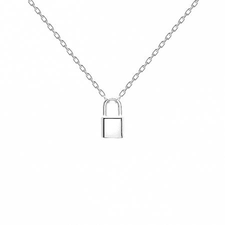 Collar Bond de Plata 925 P de Paola