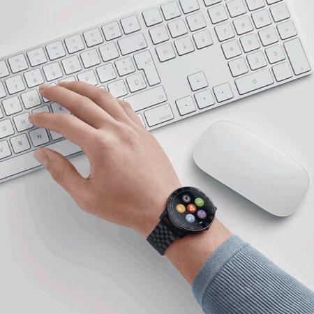 reloj smart Radiant Wall Street