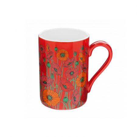 Taza mug Original estampados Pylones Amapolas