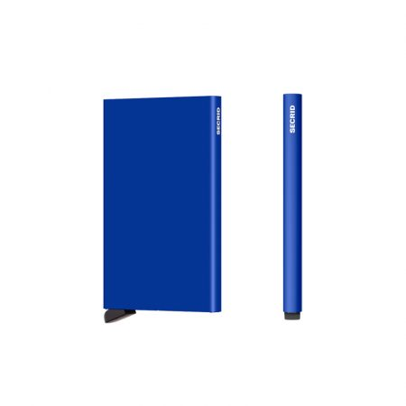 Tarjetero automático cardprotector Azul SECRID